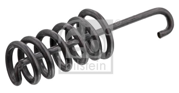 Ressort de machoire de frein (X1)