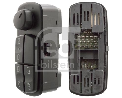 Interrupteur, leve-vitre (X1)