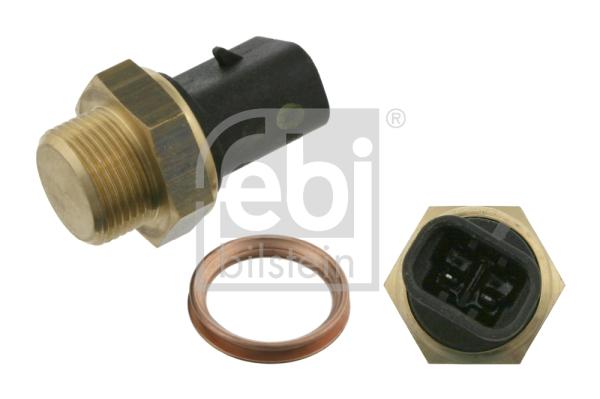 Interrupteur de temperature, ventilateur de radiateur FEBI BILSTEIN 11964 (X1)