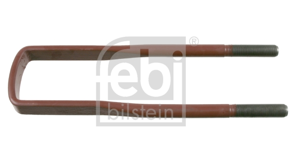 Bride lame de ressort (X1)