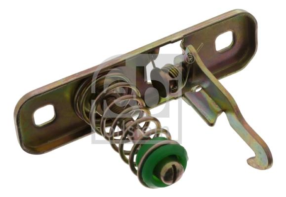 Autres pieces de verrouillage (X1)