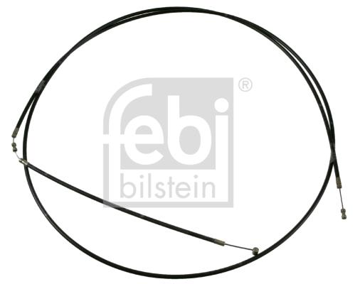 Cable d'ouverture de capot (X1)