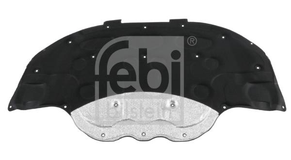 Insonorisant capot moteur (X1)