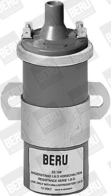 Bobine d'allumage BERU ZS109 (X1)