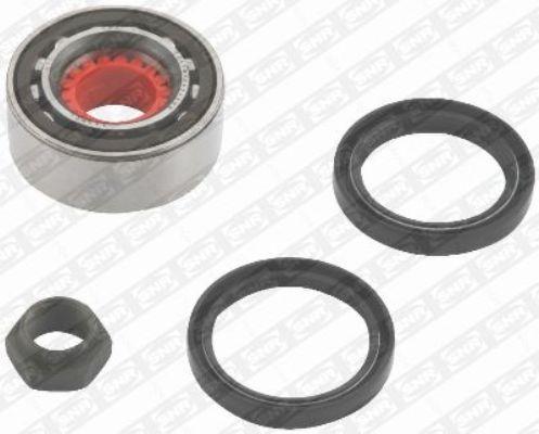 Roulement de roue SNR R159.01 (X1)