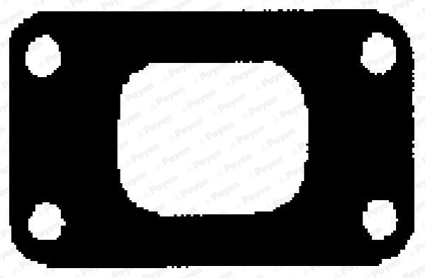 Joint d'echappement (X1)