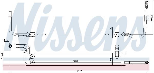 Radiateur de direction (X1)