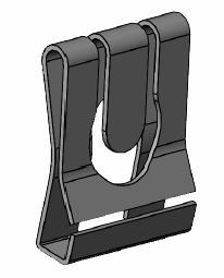 Collier d'echappement (X1)
