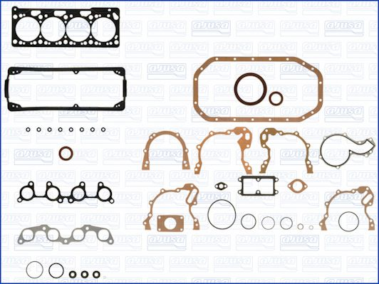 Joint d'etancheite moteur (X1)