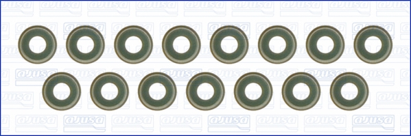 Joint de queue de soupape AJUSA 57061300 (X1)