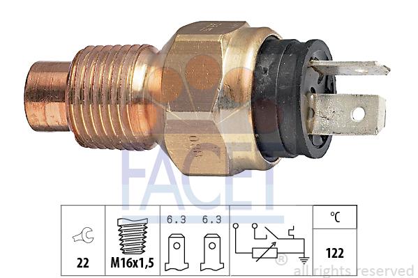 Moteur FACET 7.3525 (X1)