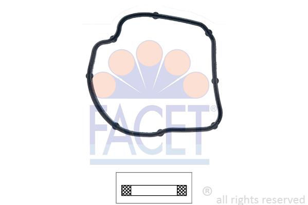 Joint de boitier de thermostat (X1)