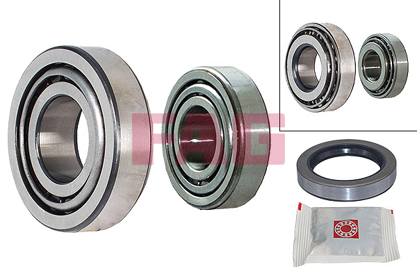 Roulement de roue FAG 713 6901 20 (X1)