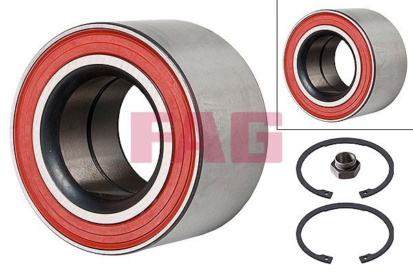 Roulement de roue FAG 713 6910 10 (X1)