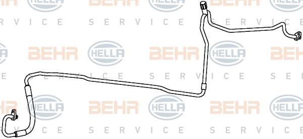 Flexible de climatisation (X1)