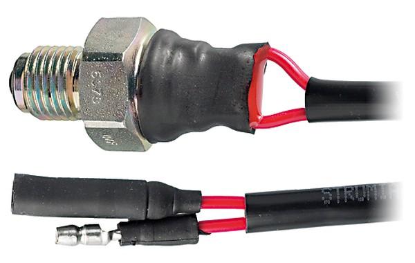 Contacteur de feu de recul (X1)