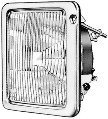 Cadre phare principal (X1)