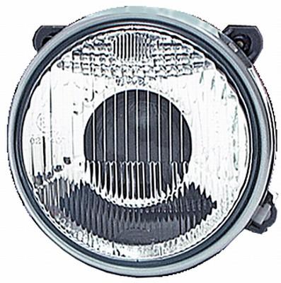 Boitier phare longue portée (X1)