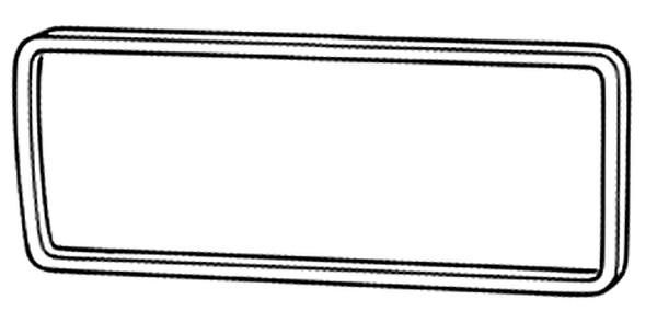Joint d'étanchéité, projecteur principal (X1)