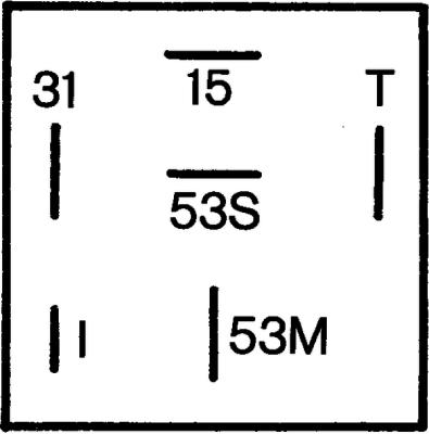 Pompe a carburant (X1)