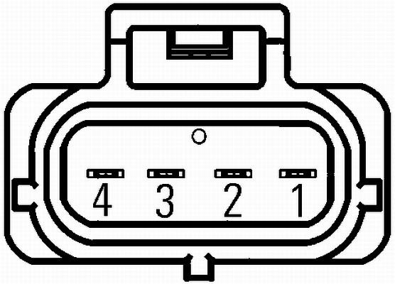 Relais de batterie (X1)