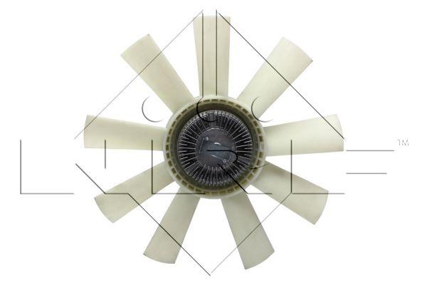 Embrayage de ventilateur refroidissement (X1)
