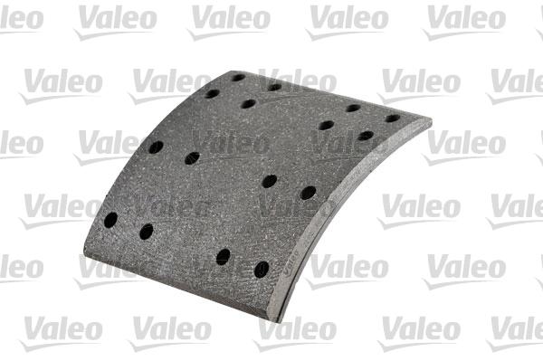 Kit de garnitures de frein (machoires)pour frein à tambour (X1)