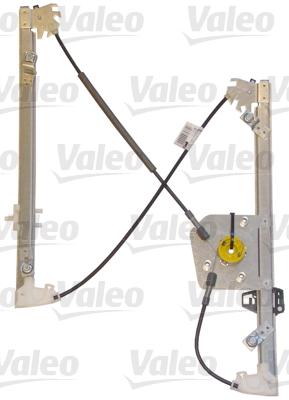 Mecanisme de leve vitre avant (X1)