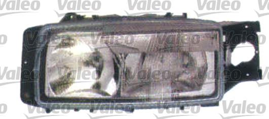 Optiques et phares VALEO 089296 (X1)