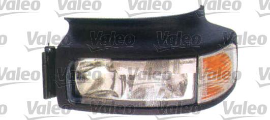 Optiques et phares VALEO 089299 (X1)