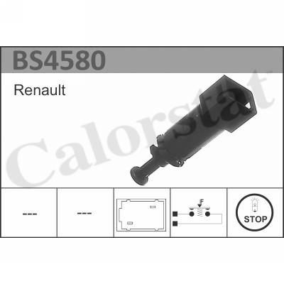 Contacteur de feu stop CALORSTAT by Vernet BS4580 (X1)