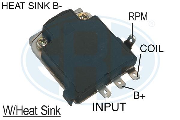 Module d'allumage (X1)