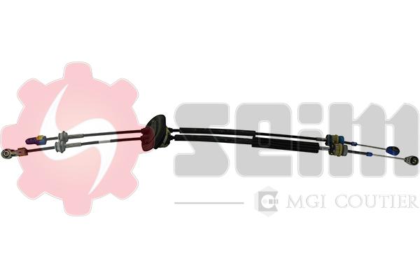 Cable  de commande de boite de vitesses (X1)