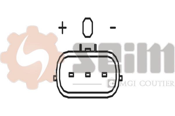 Capteur de pression barométrique (X1)