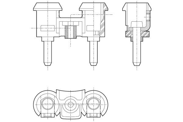 Avertisseur sonore / Klaxon (X1)