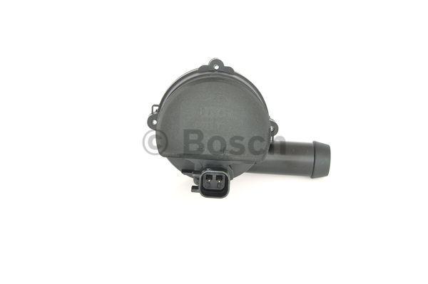 Pompe de circulation d'eau, chauffage auxiliaire (X1)