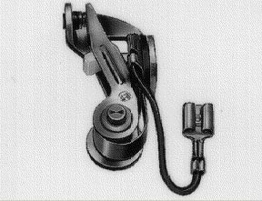 Contacteur d'allumage (X1)