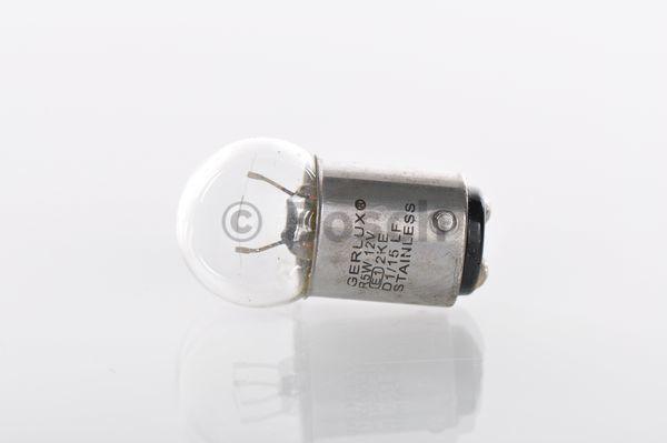 Ampoule, feu de recul (X1)