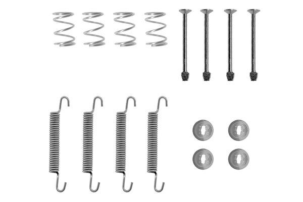 Kit d'accessoires mâchoires de frein de stationnement BOSCH 1 987 475 240 (X1)