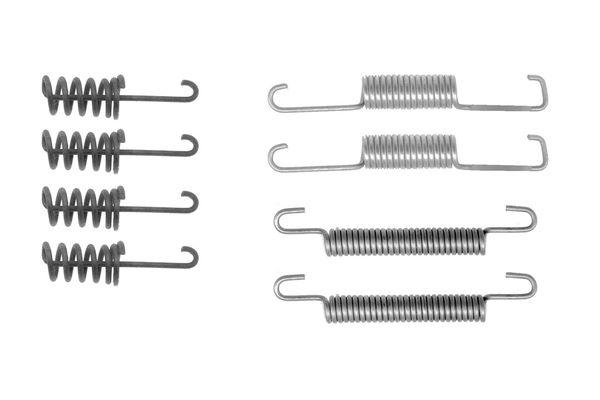 Kit d'accessoires mâchoires de frein de stationnement (X1)