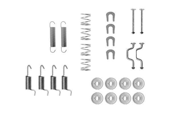 Kit d'accessoires mâchoires de frein de stationnement BOSCH 1 987 475 286 (X1)