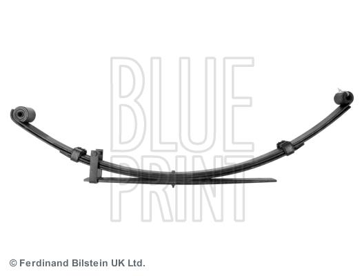 Lames de ressort BLUE PRINT ADZ98810 (X1)