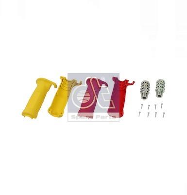 Tete accouplement d'essieu (X1)