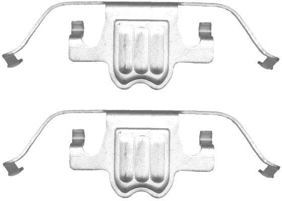 Divers etrier de frein (X1)