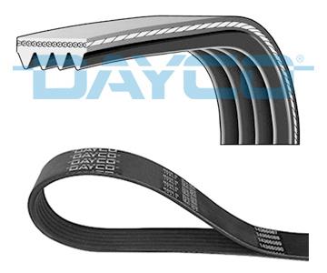 Courroie d/'accessoire pour Nissan 350 Z Roadster 3.5 DAYCO