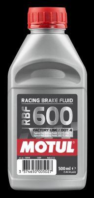Liquide de frein MOTUL 100948 (X1)