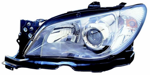 Optiques et phares (X1)