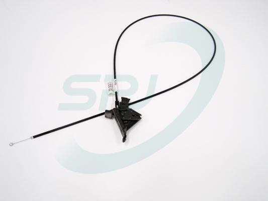 Cable controle de demarrage a froid (X1)