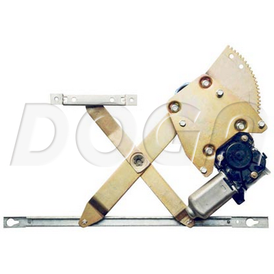 Mecanisme de leve vitre arriere (X1)