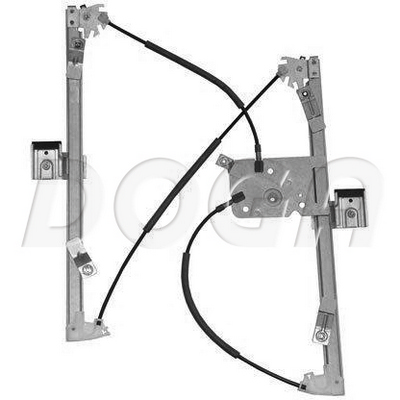Mecanisme de leve vitre DOGA 101610 (X1)